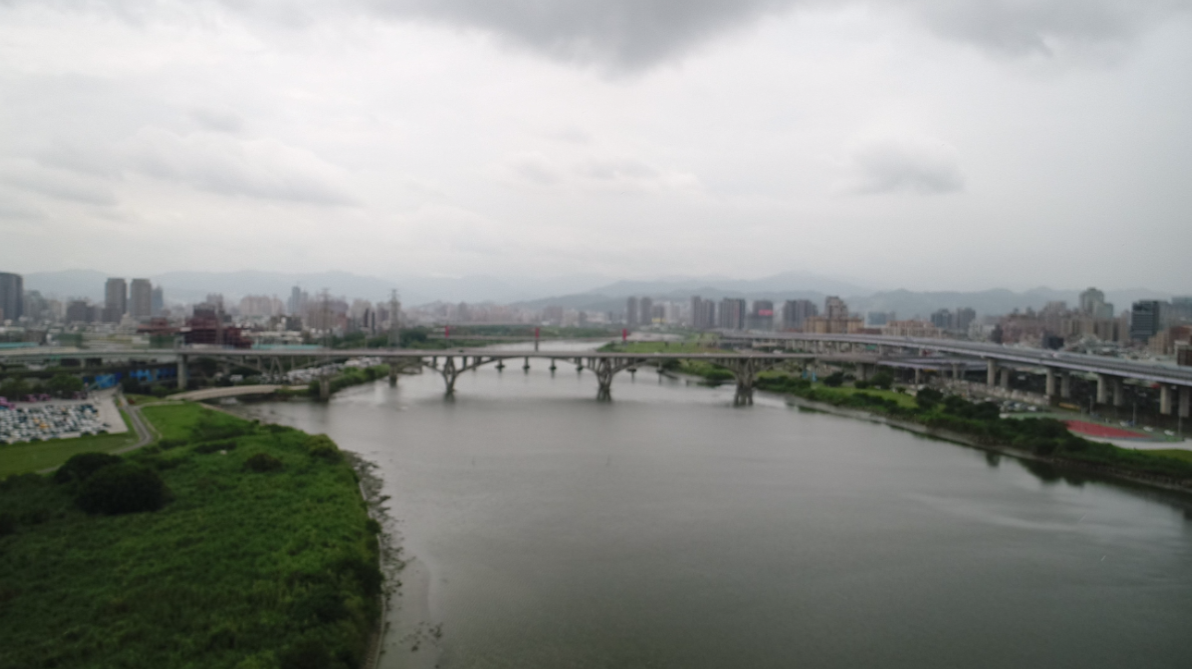 華江橋周邊