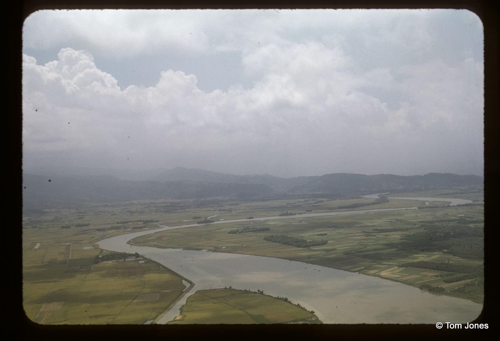 1958年基隆河及社子島