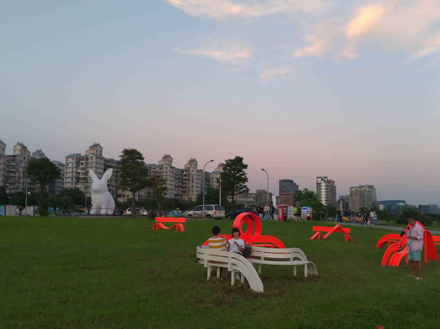 河濱公園展演空間