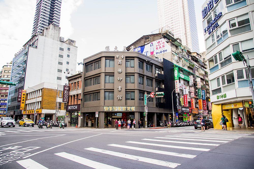 重慶南路書店商圈圖片2