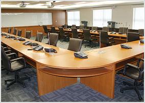 首長決策室