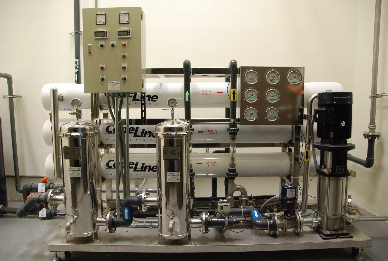維生水井特殊設備