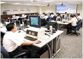 系統作業室
